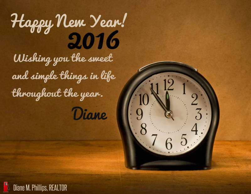 A new year wish 2016