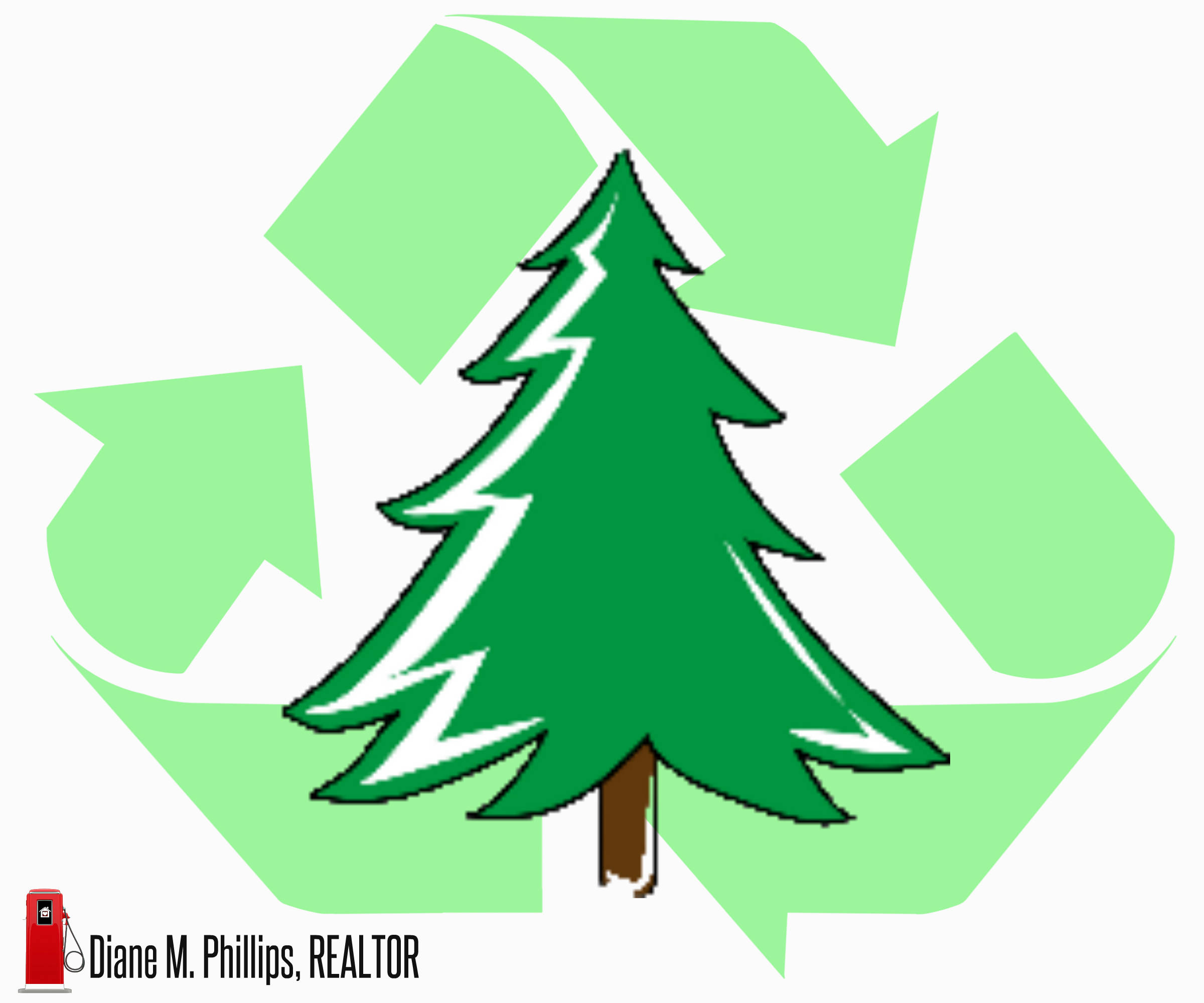 Looking to recycle your Christmas tree? Maryland