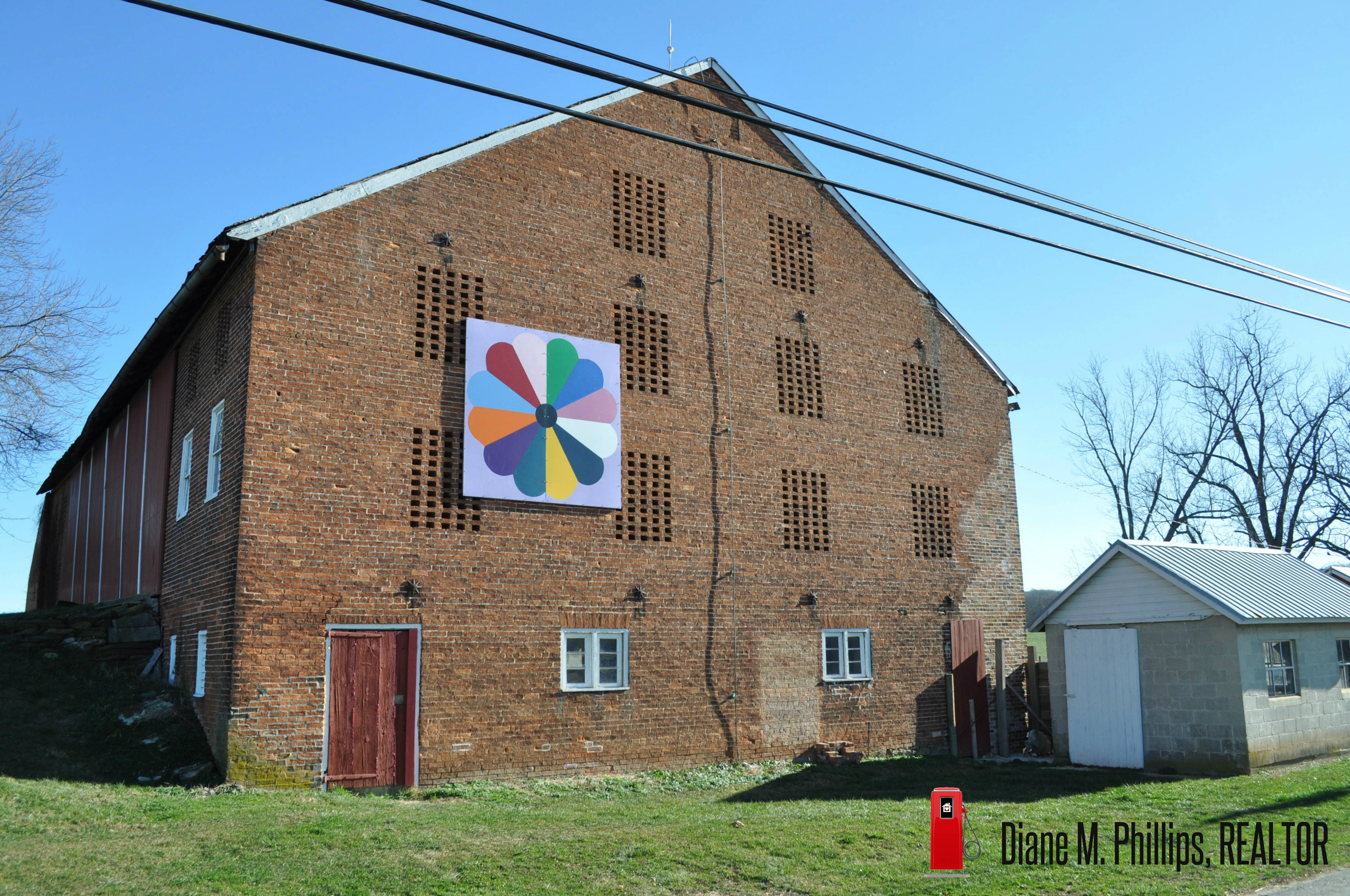 Have you discovered the Carroll County, MD Barn Quilt Trail?