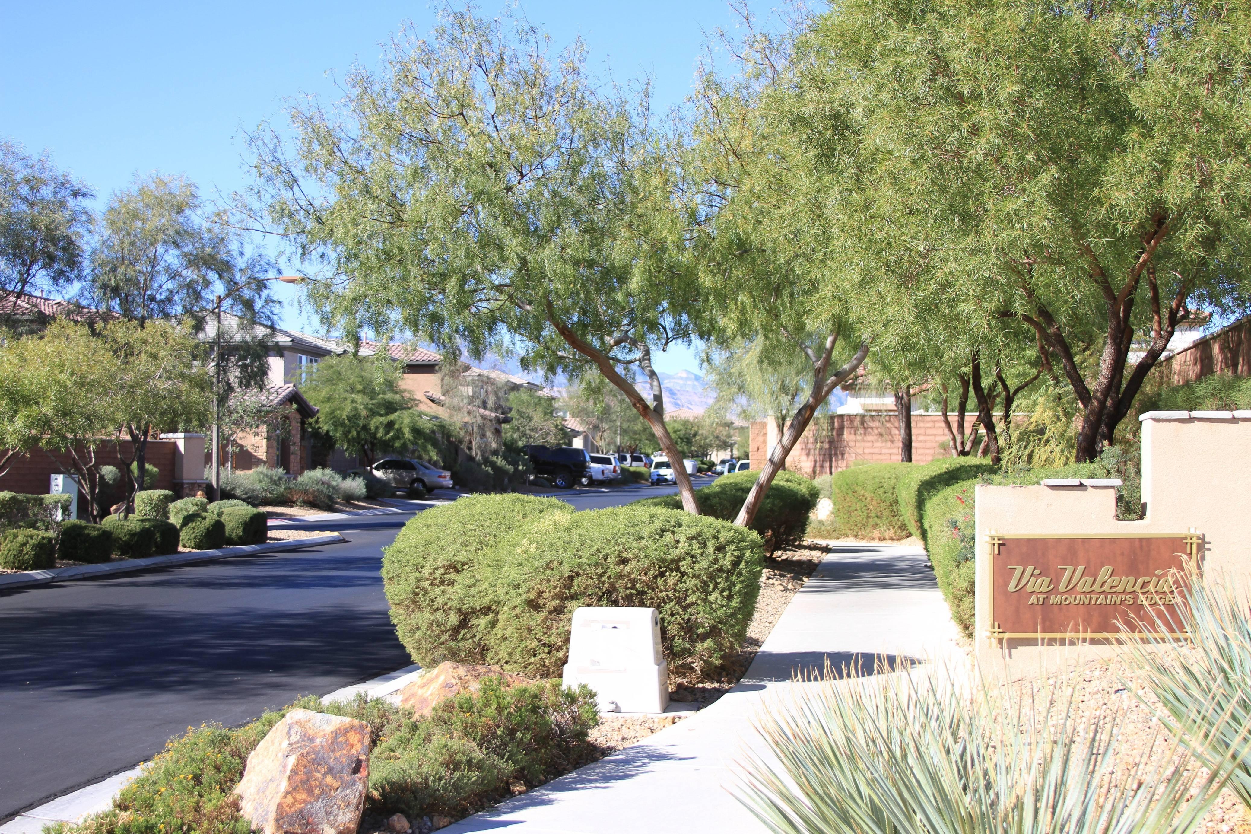 Via Valencia Homes For Sale Las Vegas Real Estate