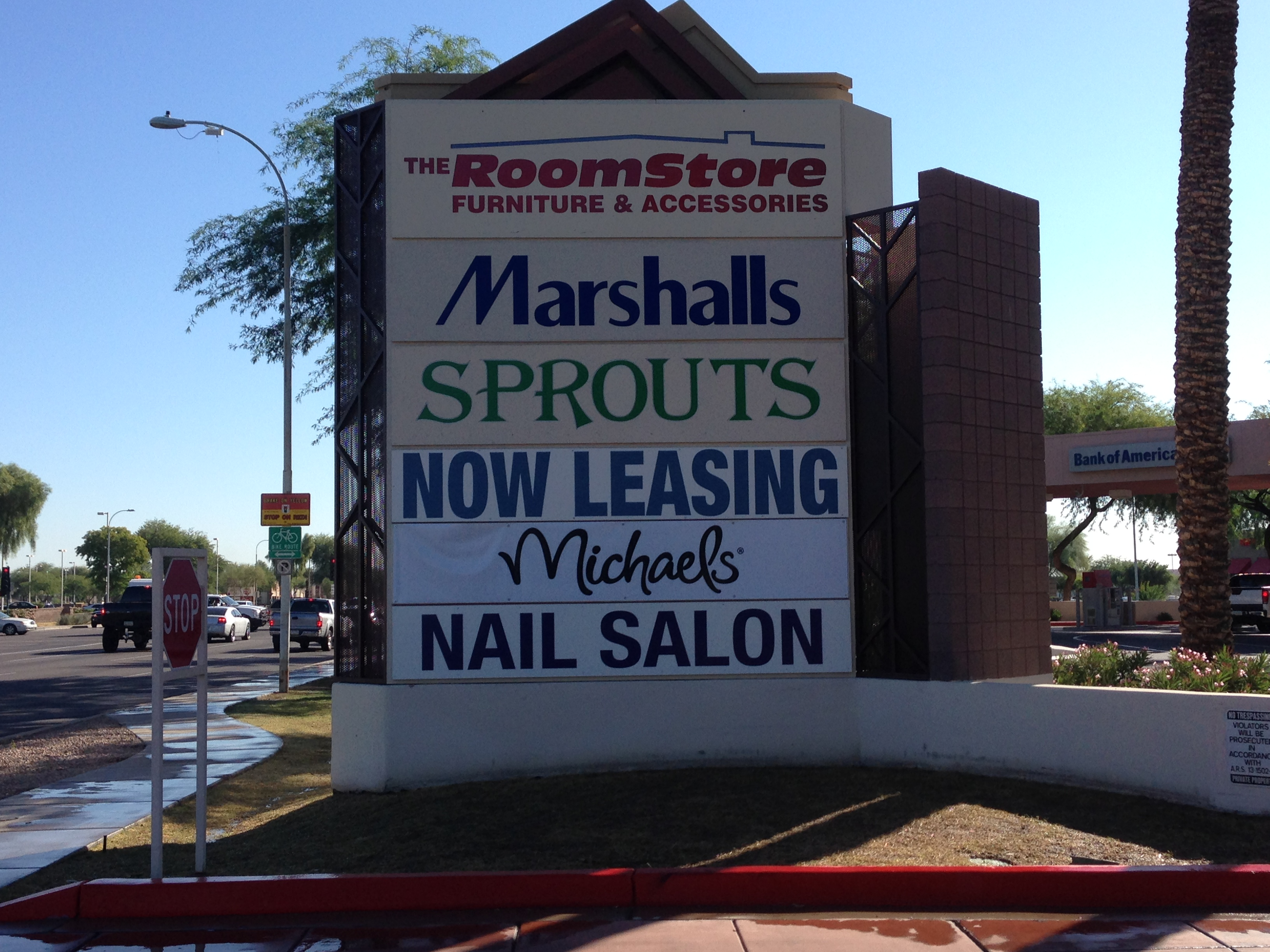 Ahwatukee Marshalls store in Phoenix in Ahwatukee Foothills Towne Center