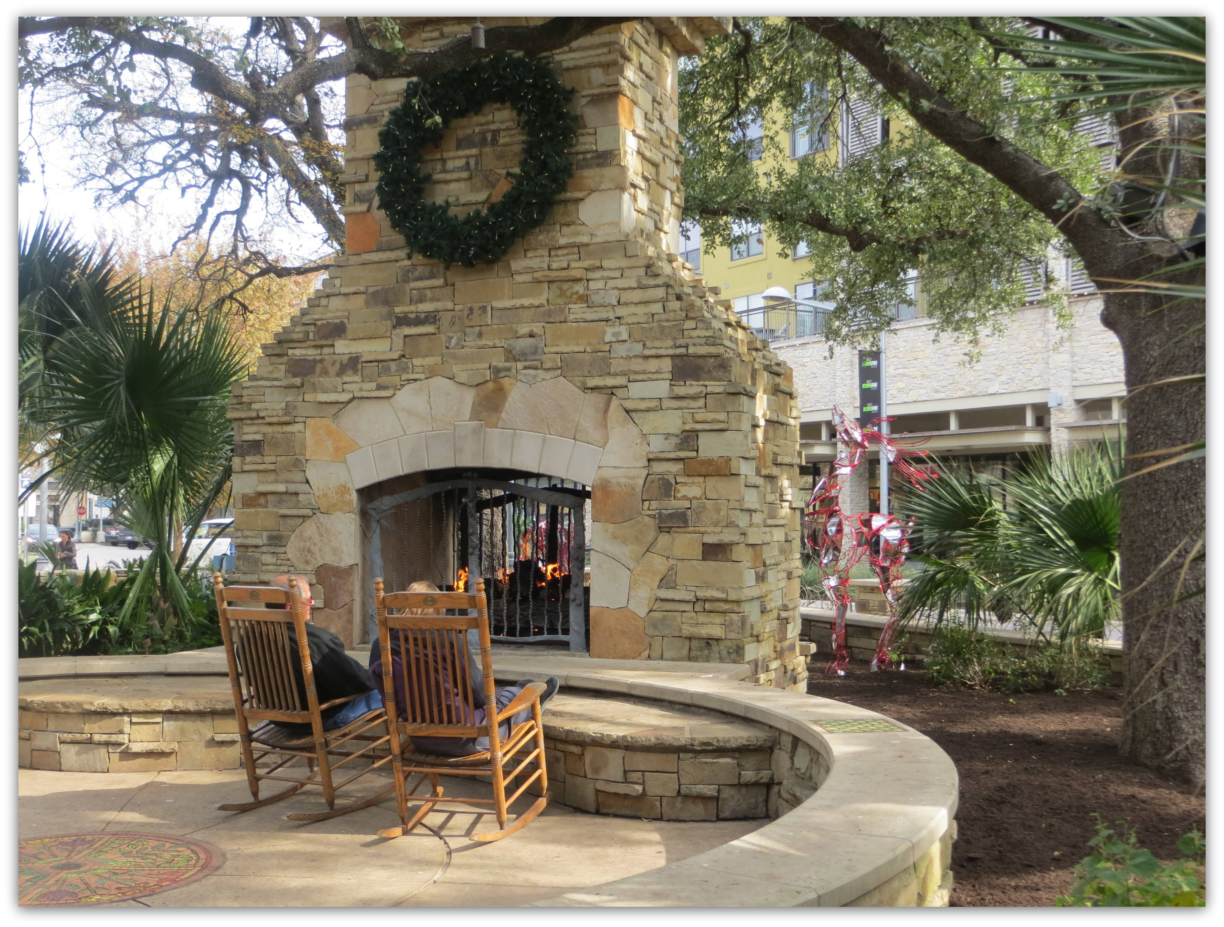 at the Domain in NW Austin  should be up and running by the end of  September 2016  75  of the new tenants are Austin owned and operated   a  real plus. The Domain in NW Austin soon to be offering nightlife