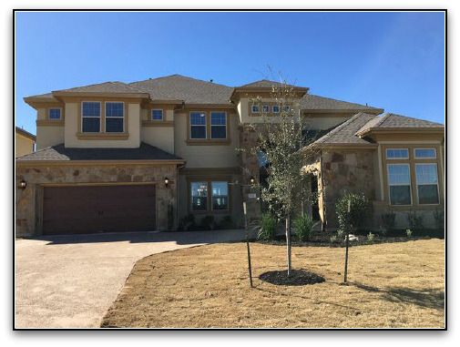 Crystal falls leander new homes homemade ftempo for Crystal falls builders