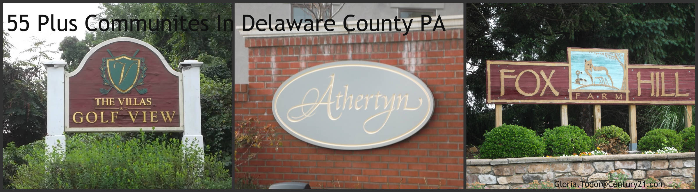 55 adult communities in pa