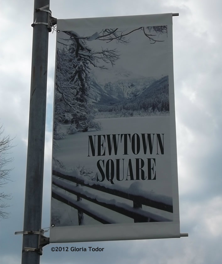 Welcome to Newtown Square!