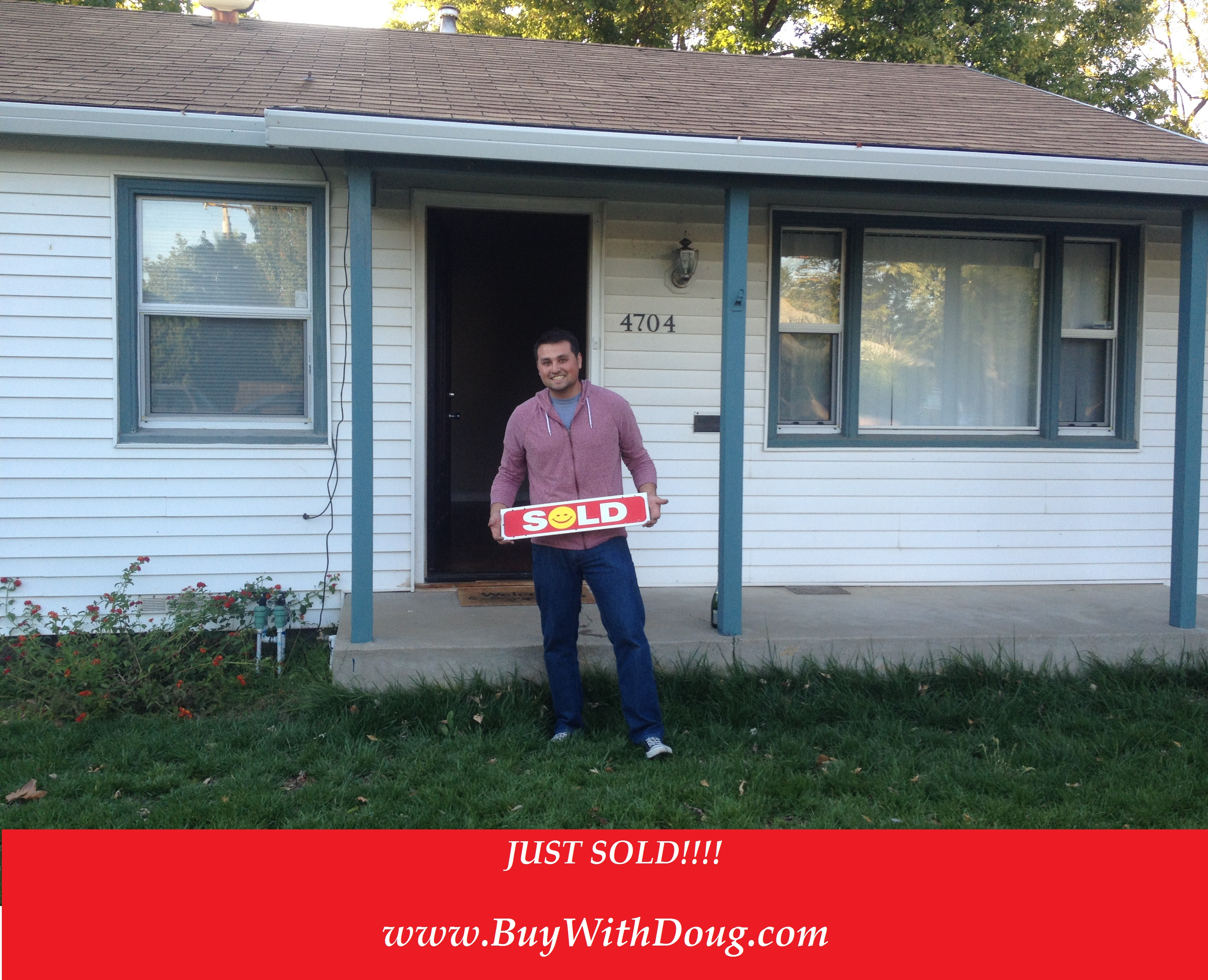 Just Sold - 4704 69th Street, Sacramento Ca 95820 - www.BuyWithDoug.com - Doug Reynolds Real Estate