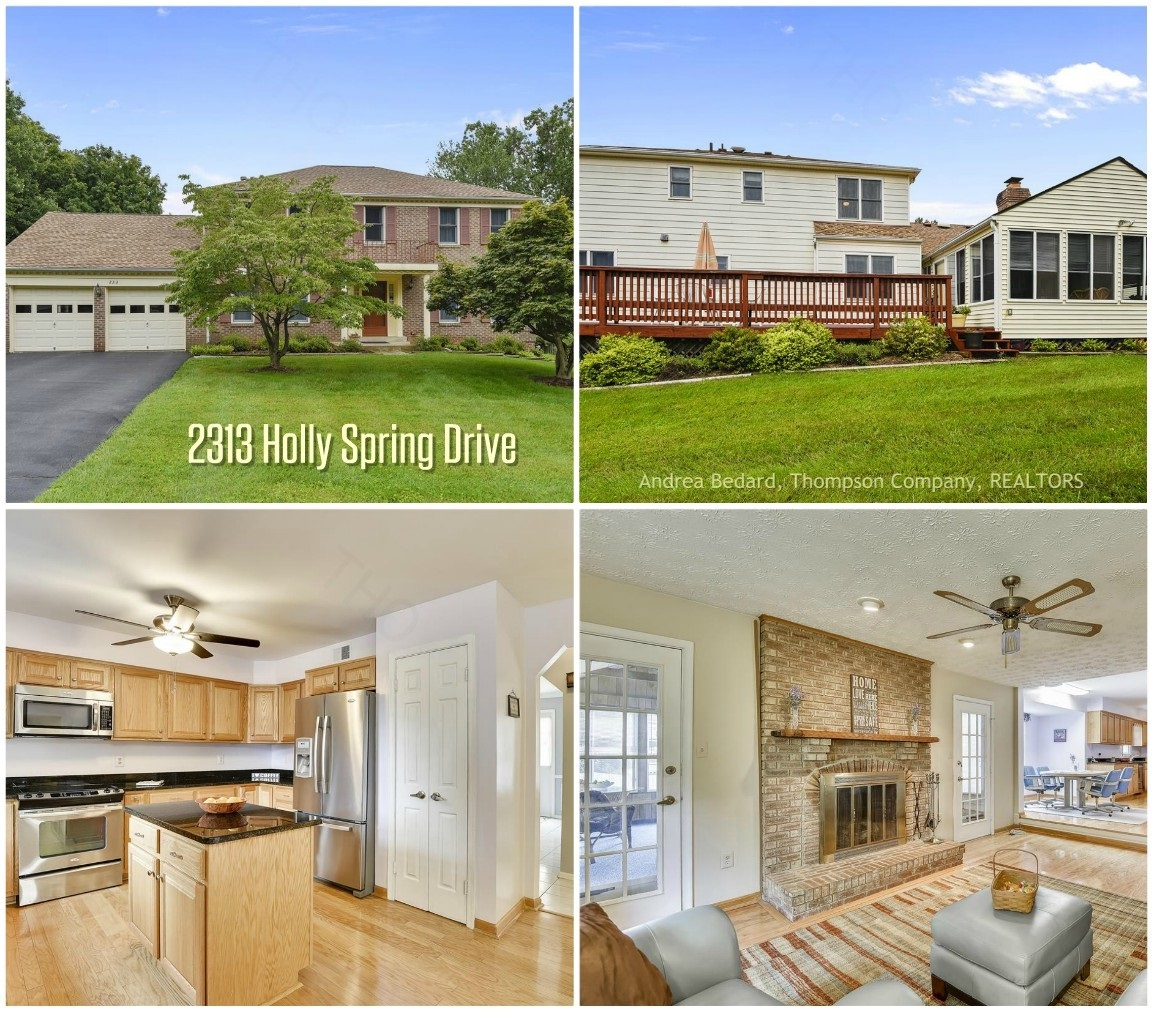 For Sale in Silver Spring: 2313 Holly Spring Dr