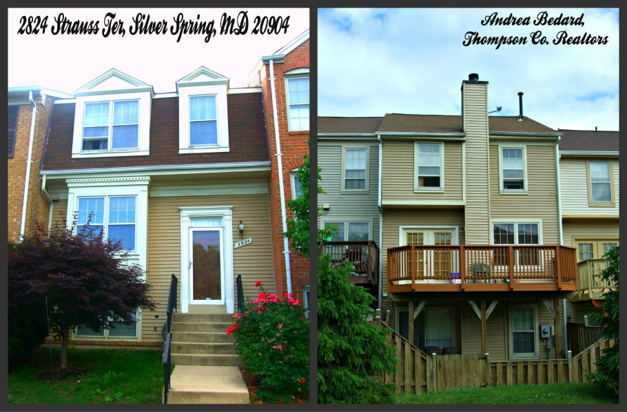 Just Listed For Rent 2824 Strauss Ter Silver Spring MD 20904