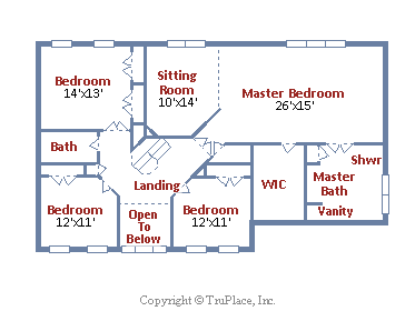 5206 Devonport Ct Floorplan