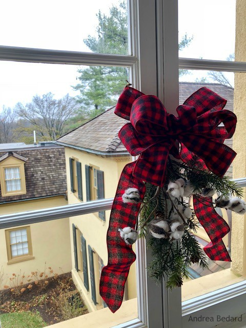 Historic Belmont Manor Holiday Open House