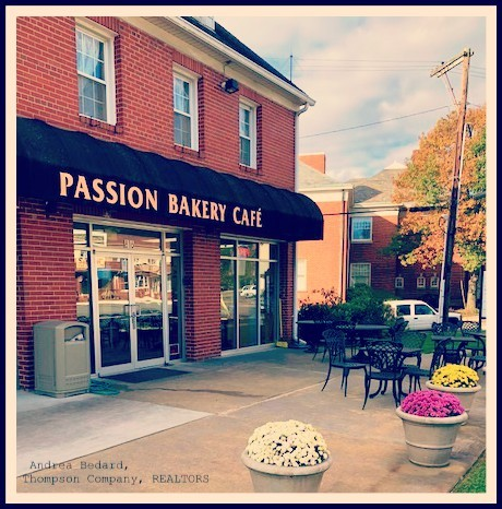 The Passion Bakery Cafe