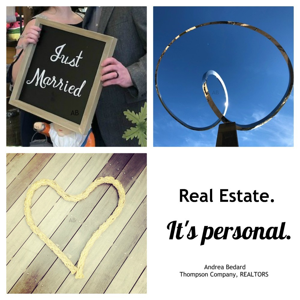 Real Estate, it's not just business. It's personal.