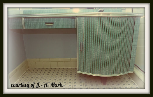 1950s original vanity Ellicott City, MD home