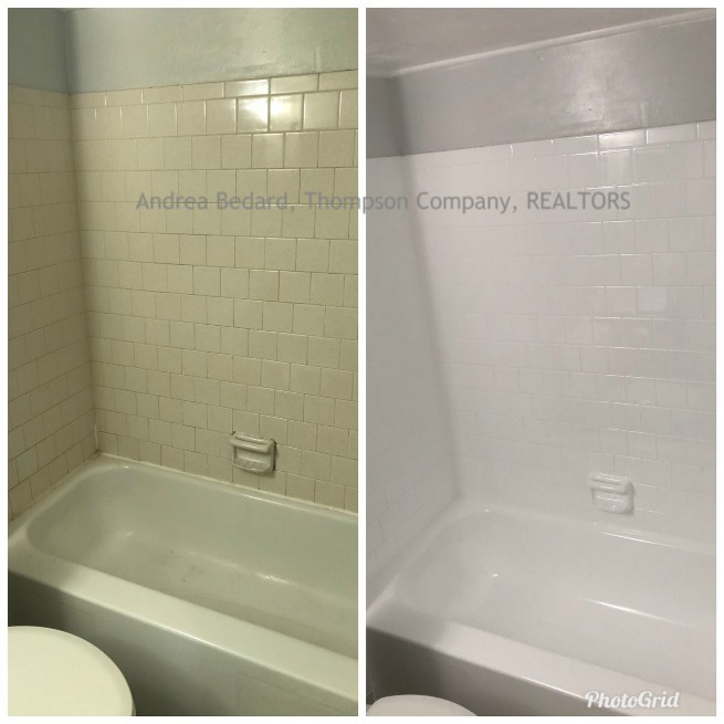 Should I reglaze or replace my tub before selling my house?