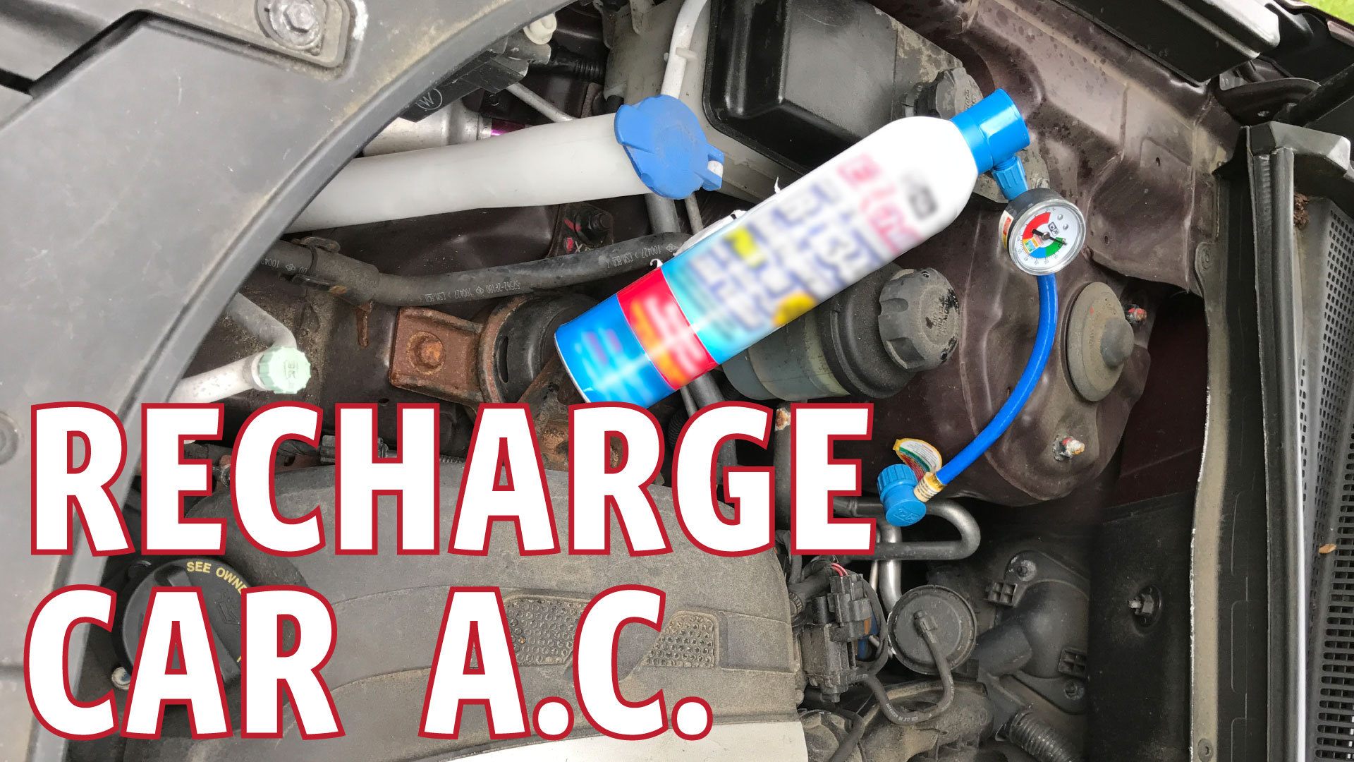 When To Recharge Ac In Car Mycoffeepot Org