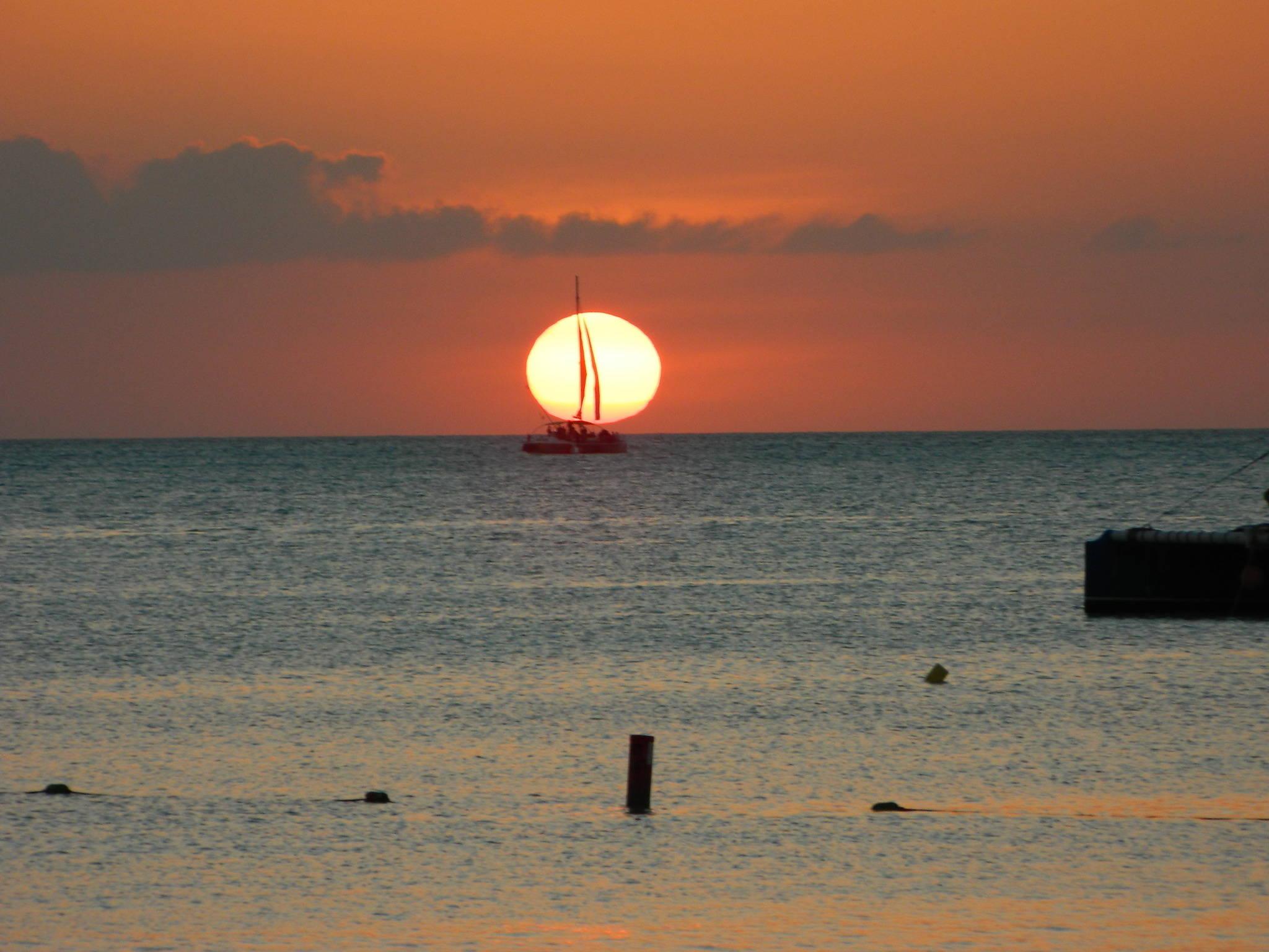 Vacation in Aruba