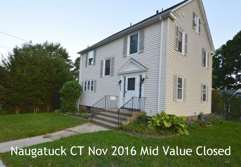 What's My Naugatuck CT Home Worth in November 2016