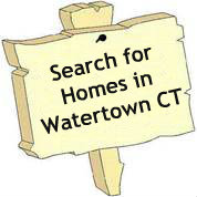 Search for Homes in Watertown CT