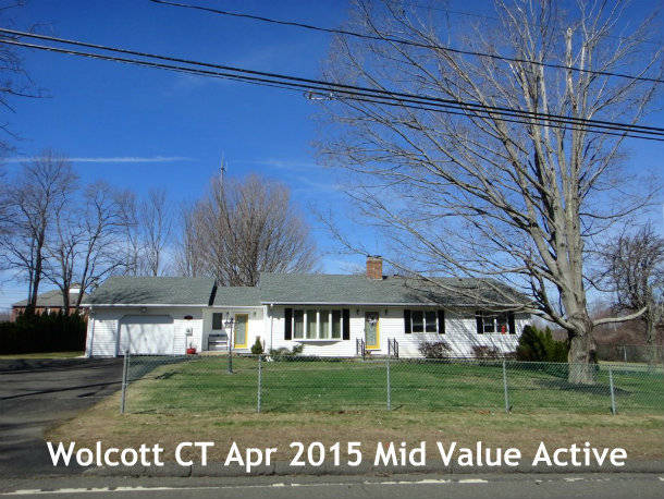 Wolcott CT Market Statistics April 2015