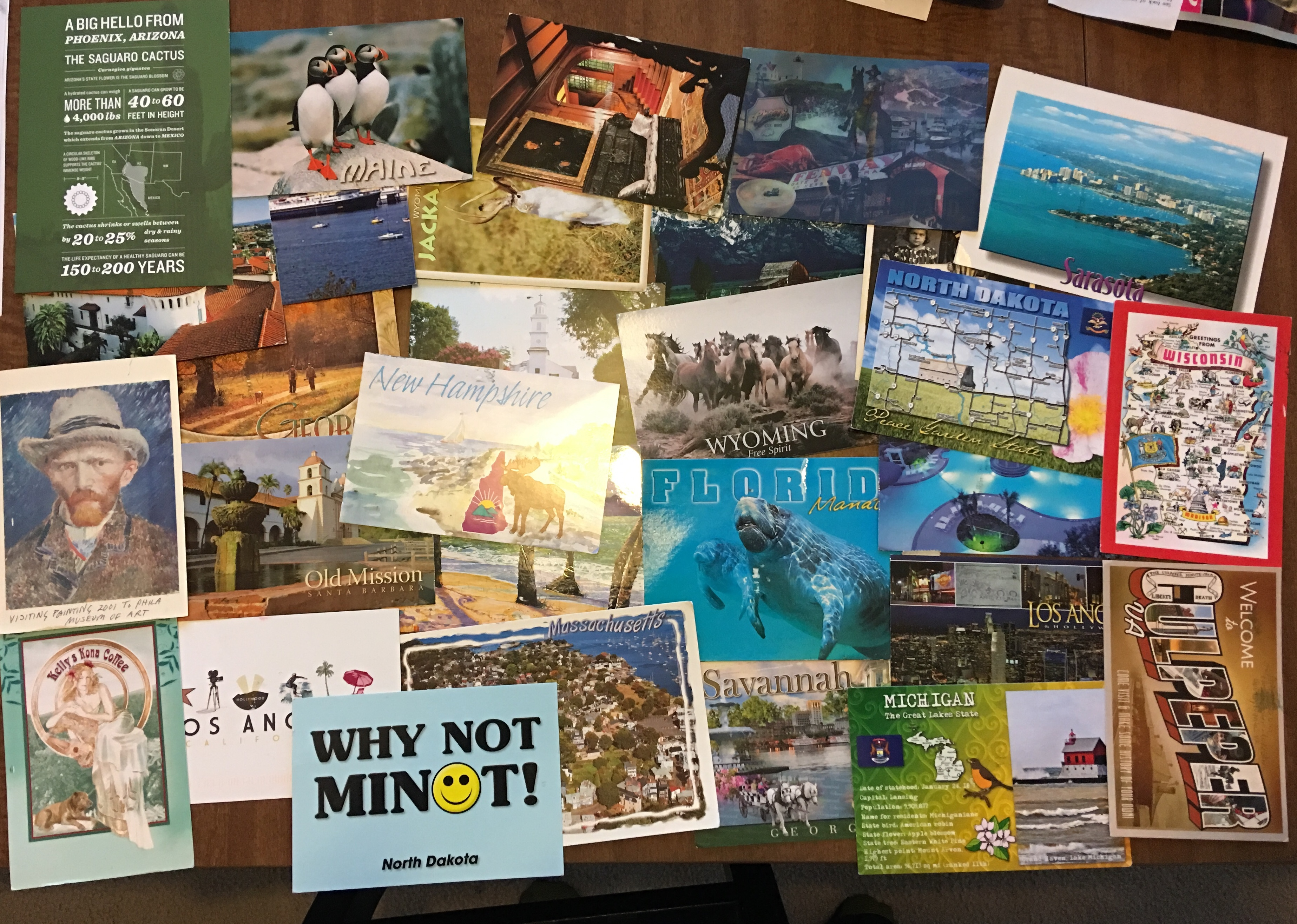 Active Rainers Do Respond:  An Update to the Postcard Project