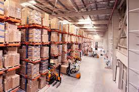 Commercial / Industrial Warehouse Set-Up: 5 More Common