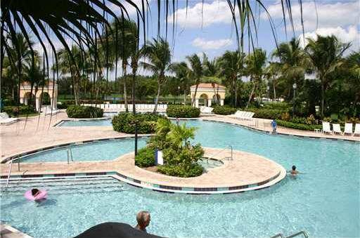 Rivera Pool home for sale at riviera isles in miramar fl