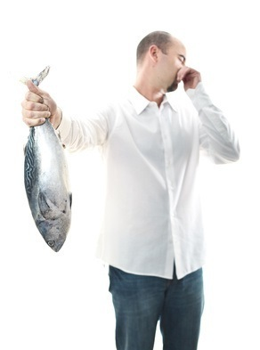 Get rid of household odors especially if you 39 re sellin for How to get rid of fish odor syndrome