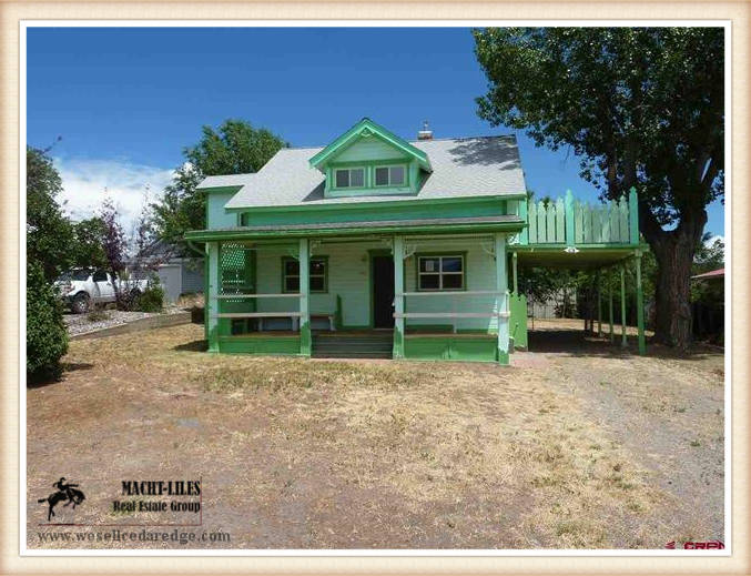 cedaredge co two story victorian home for sale 245 nw