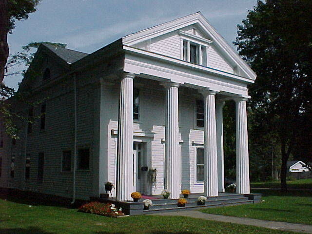 History of the Greek Revival Style Home