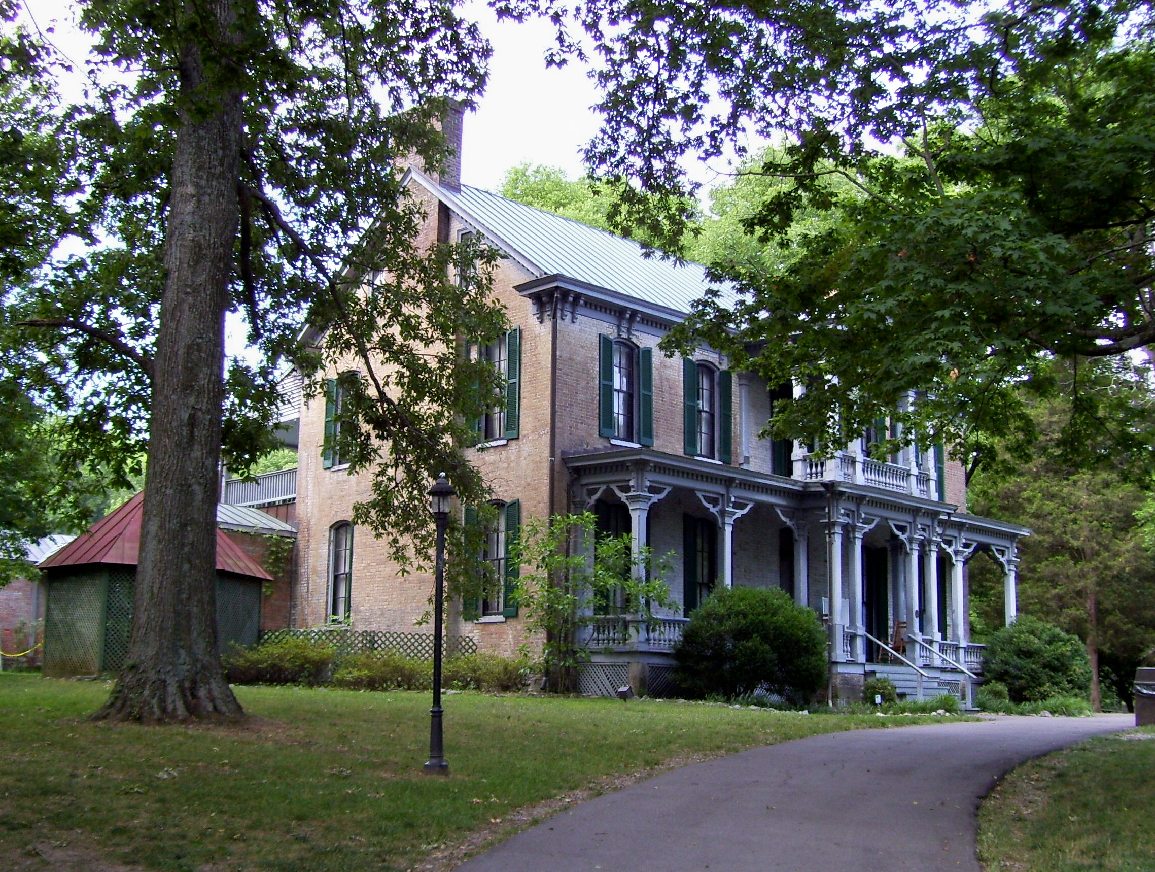History Of The Georgian Style Home