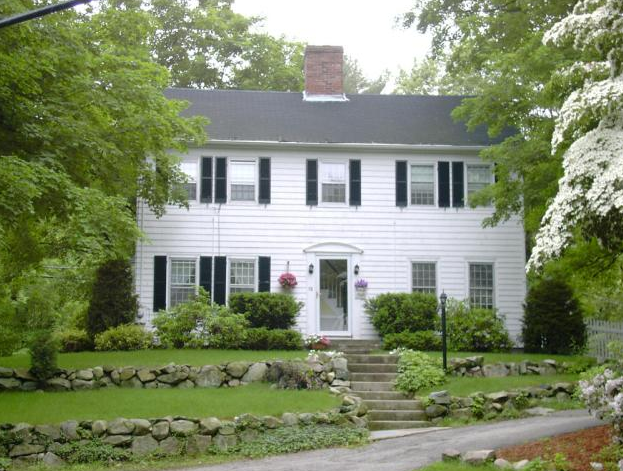 History Of The Colonial Style Home