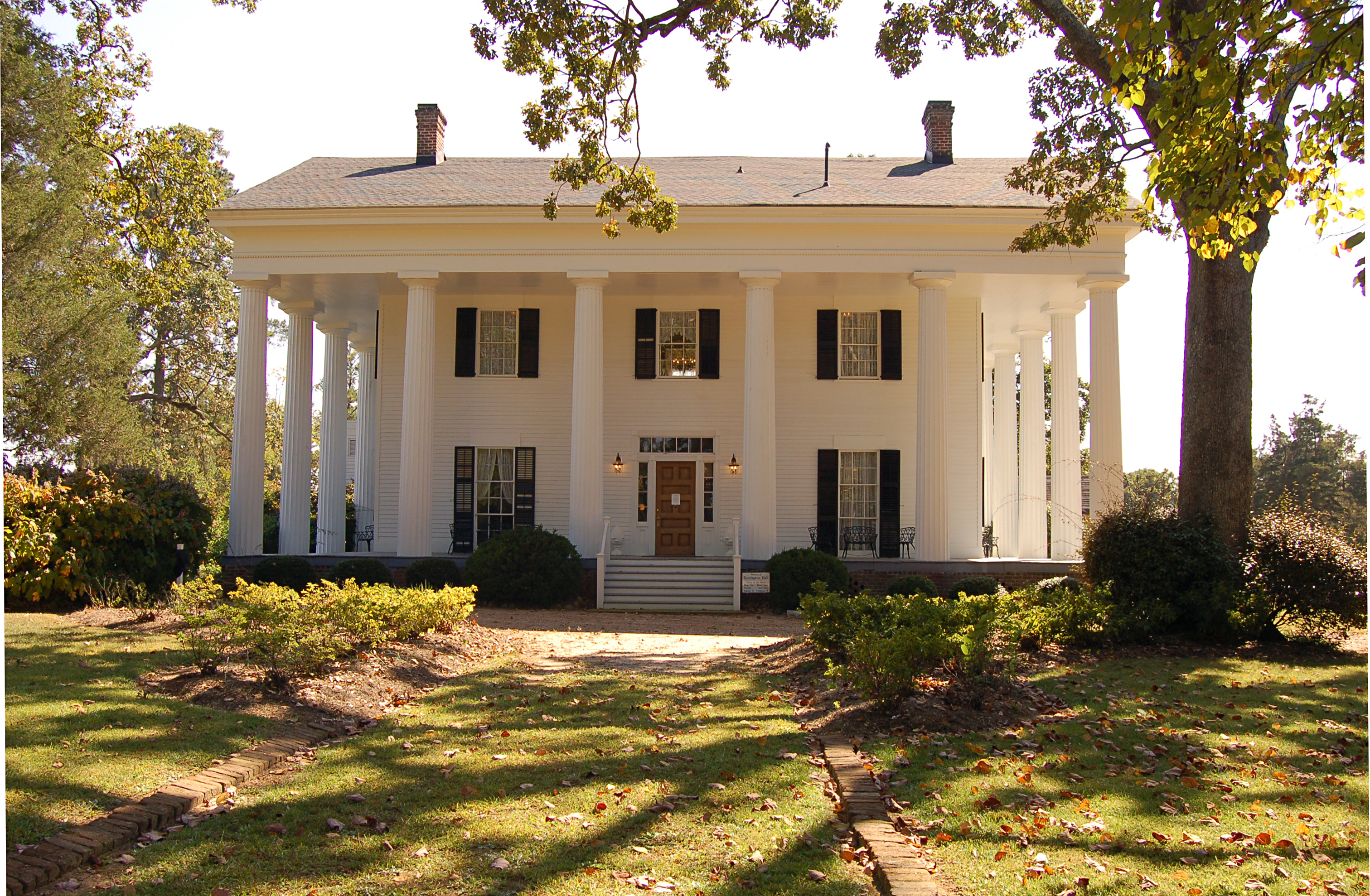 The history of the antebellum plantation style home Antebellum plantations for sale