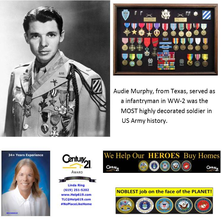 Most Highly Decorated Soldier In Us History