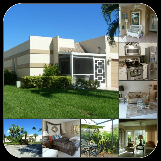 Pet friendly 55 villa with garage in boca raton fl - Vanston swimming pool mesquite tx ...