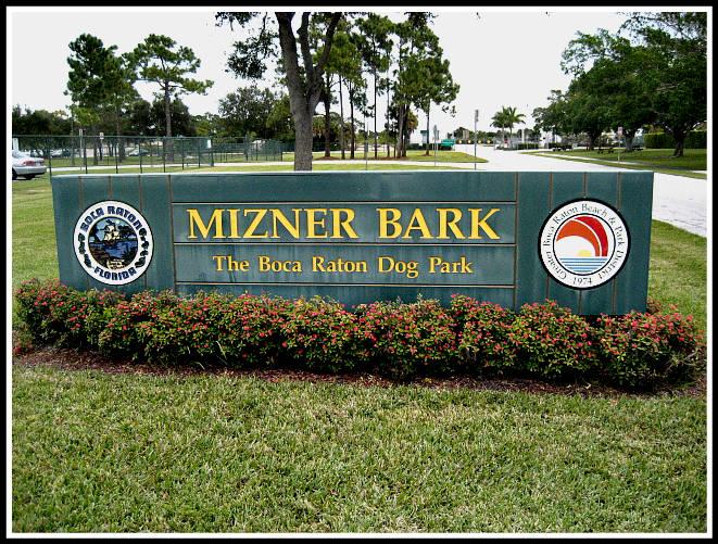 Dog Park Boca Raton Military Trail