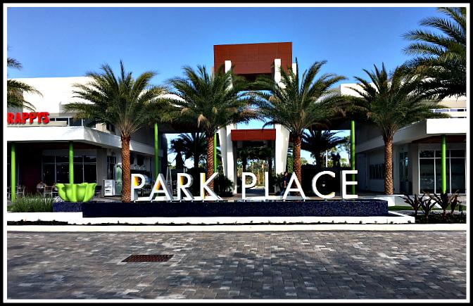 Boca Raton Shopping >> Park Place Shopping Plaza In Boca Raton Florida