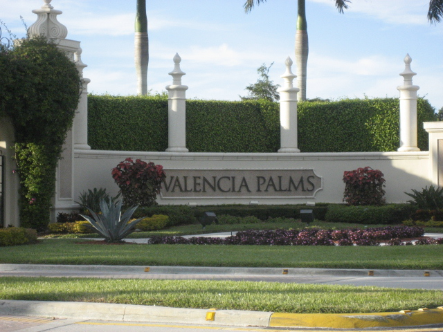 Homes For Sale in Valencia Palms Delray Beach, FL