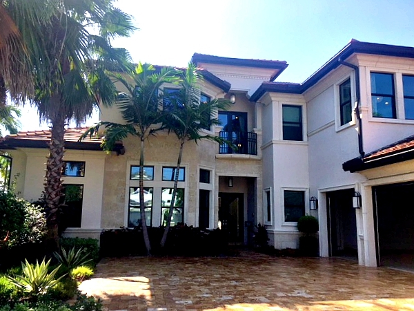two story model home at seven bridges in delray beach fl by gl homes