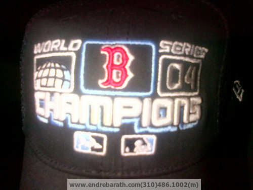 2004 Red Sox World Champions, Blood Moon, Endre Barath
