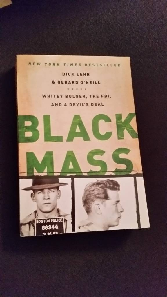 Black Mass: a Book Review & then some