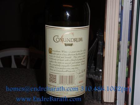 endre barath, los angeles wine drinking realtor