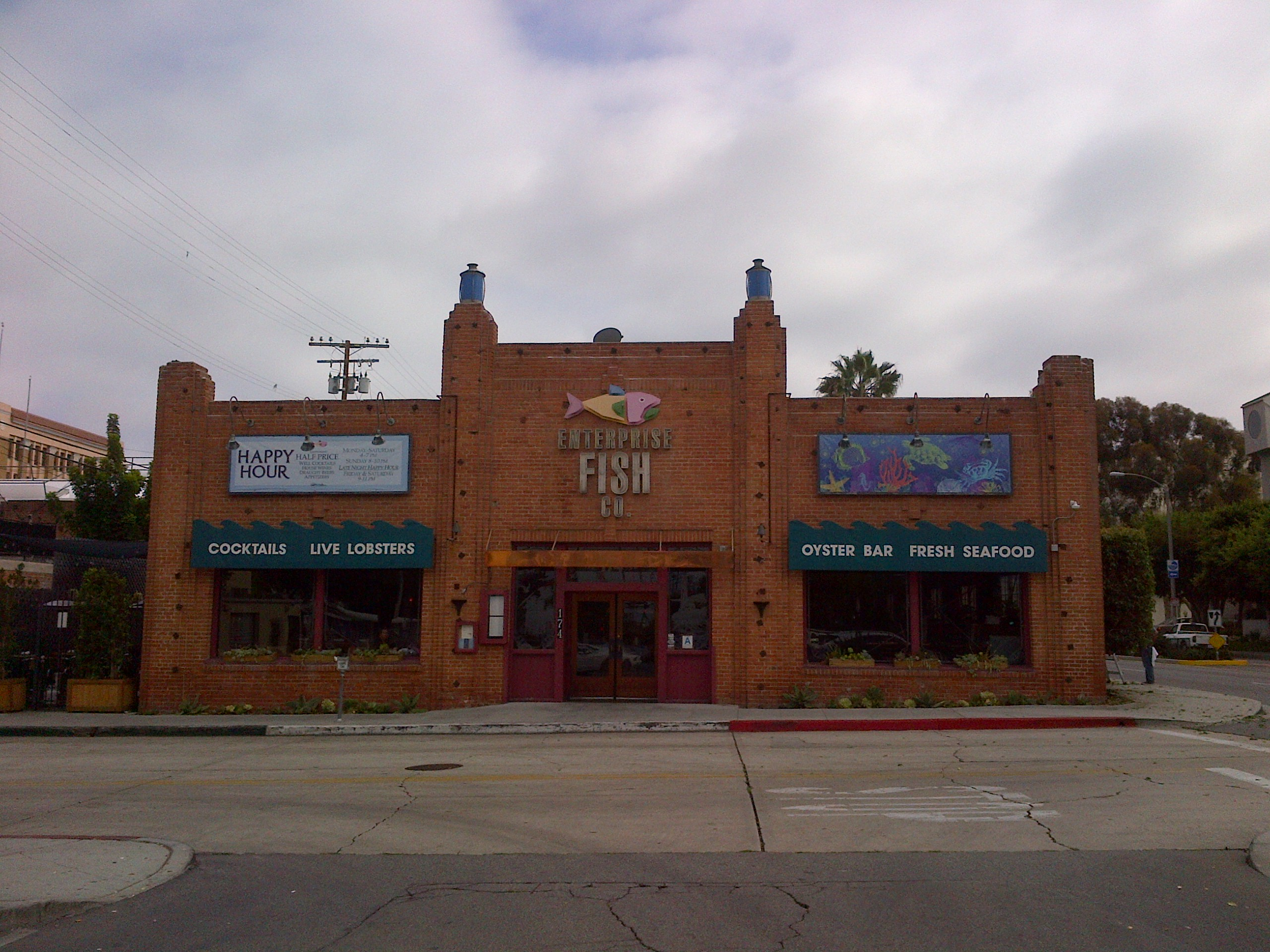 seafood restaurant in santa monica, Endre Barath Ocean View Real Estate