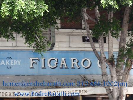 Figaro in Los Feliz, Endre Barath