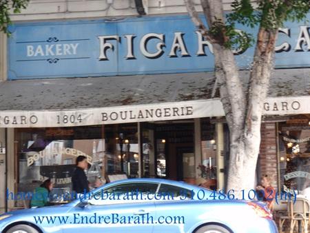 FIgaro French Bistro, Endre Barath