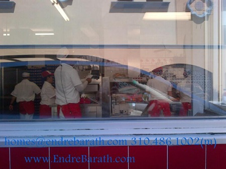 In-N-Out, Endre Barath los angeles Realtor
