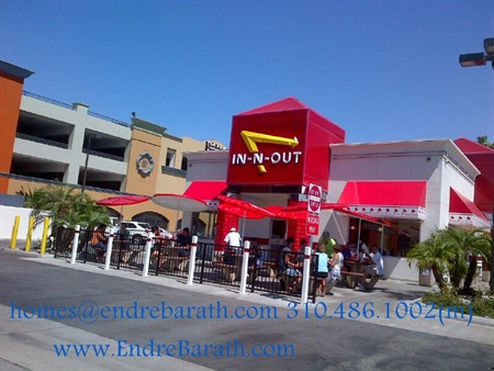 In-N-Out, Los Angeles Realtor Endre Barath