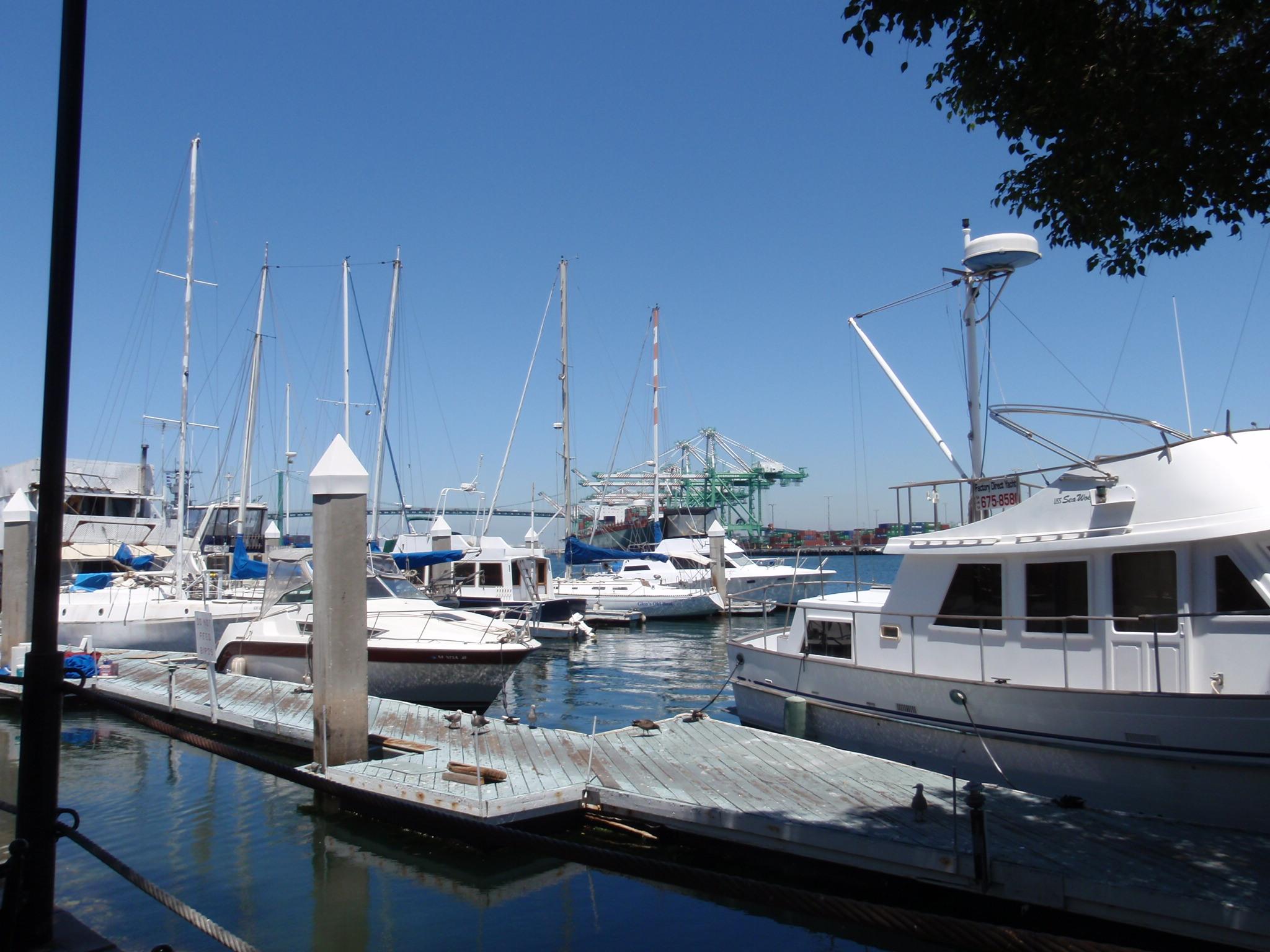 San Pedro Harbor Endre Barath Los Angeles Realtor
