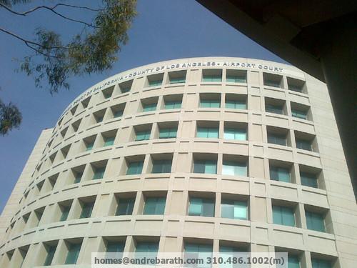 Los Angeles Court House, Endre Barath