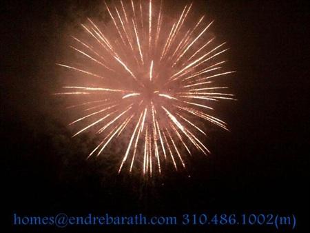 Marina Del Rey Fireworks, Endre Barath