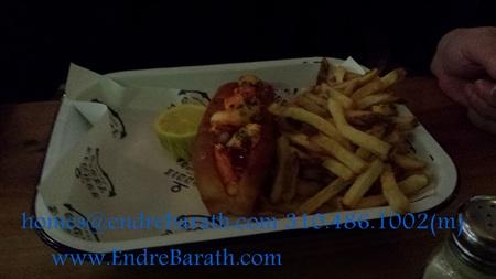 East Coast seafood in West Los Angeles, Endre Barath los angeles realtro
